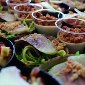 Verrines salées pour vos apéros, buffets et apéritifs dînatoires