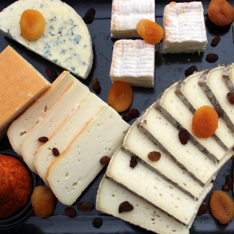 Plateau de fromage du terroir